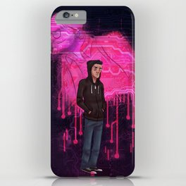 Elliot's Demons iPhone Case