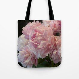 Pink Peony Passion Tote Bag