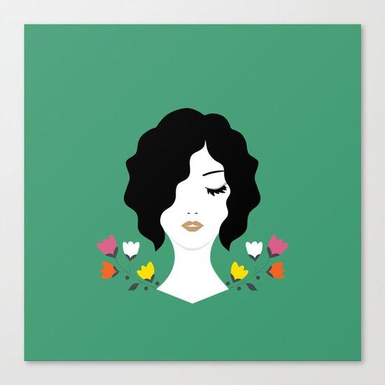 Evergreen Soul Canvas Print