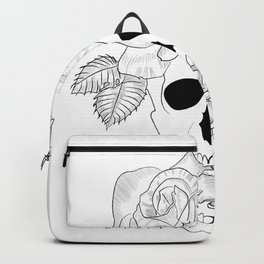 Blame it on the flowers Backpack
