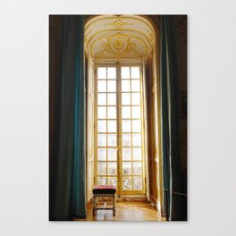 Versailles - The View Canvas Print