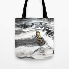 Beasts of Montreal Tote Bag
