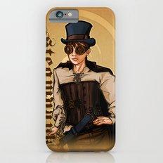 Steampunk Lady Slim Case iPhone 6s