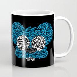 They Fight & Bite Coffee Mug