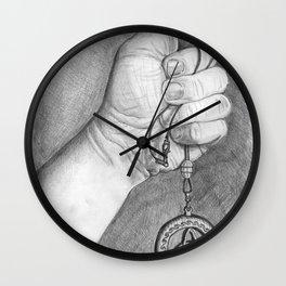 """Celtic Pendant"" Wall Clock"