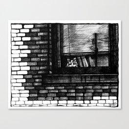 frederick street Canvas Print