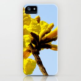"""Golden Trumpets"" by ICA PAVON iPhone Case"