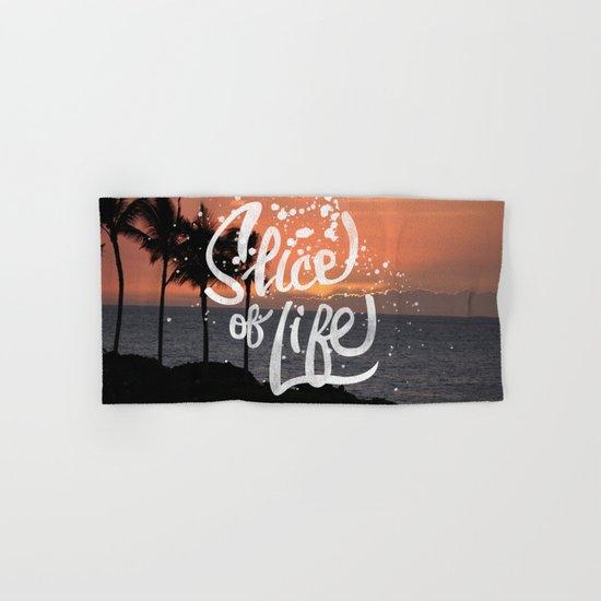 Slice of Life Hand & Bath Towel