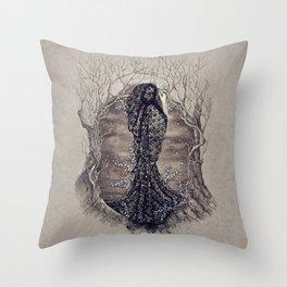 Refuge Throw Pillow