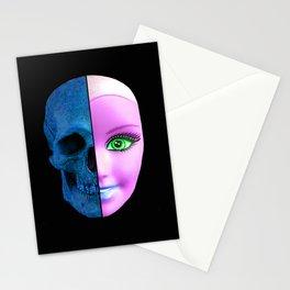 Alien Barbie Stationery Cards