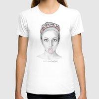 bubblegum T-shirts featuring Bubblegum by Sophiamonique