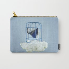 Cloud under prisoner bird Carry-All Pouch