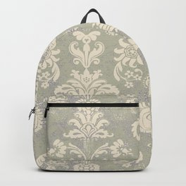 wax batik nuetral Backpack