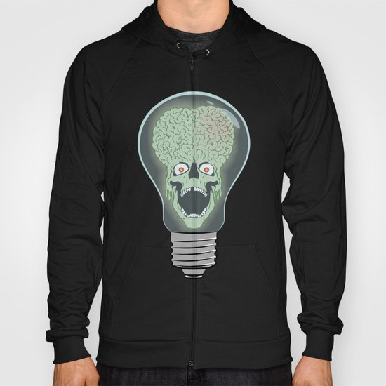 Think Martian  Hoody