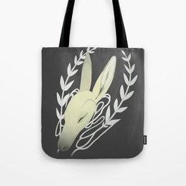 Meredies Collaboration I - Dark Slate Tote Bag