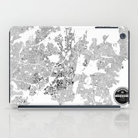 sydney iPad Cases featuring SYDNEY by Maps Factory