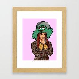 Oscar & Tahliah Framed Art Print