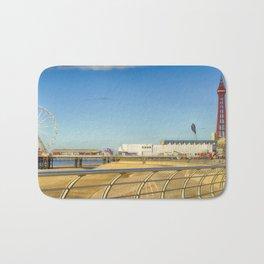 The North Pier Blackpool Bath Mat