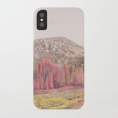 whispers of autumn iPhone X Slim Case