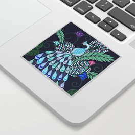 Moonlark Garden Sticker