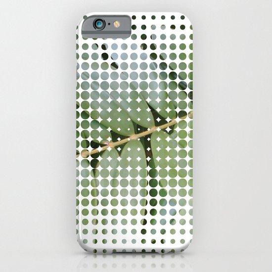 mesh white iPhone & iPod Case