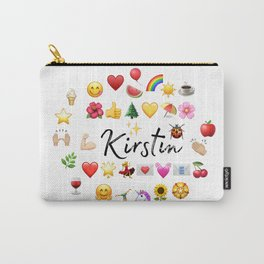 Kirstin bag works Carry-All Pouch