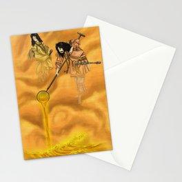Gurasu Gods Stationery Cards