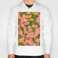 blanket Hoodies featuring Daisy Blanket by KL Photography