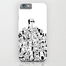 Pupper Pile iPhone 6s Slim Case