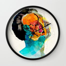 Anatomy [Ellis+Ford] Wall Clock