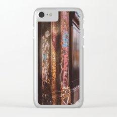 Soho XVI Clear iPhone Case