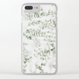 Natural Background 11 Clear iPhone Case