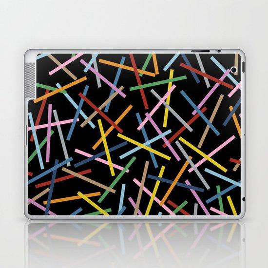 Kerplunk Black Laptop & iPad Skin