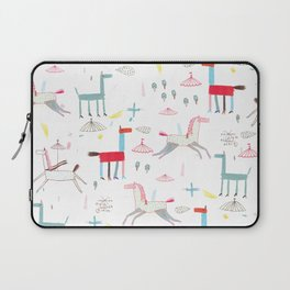 MerryGoRound Laptop Sleeve