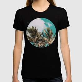 Palm Trees and Island Breeze T-shirt