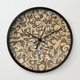 Cecilia Wall Clock