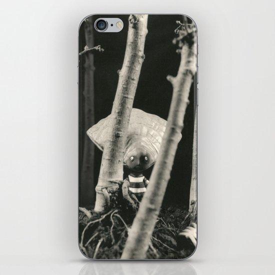 Oyster Boy - tim burton iPhone & iPod Skin