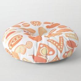 UFO Squadron Floor Pillow