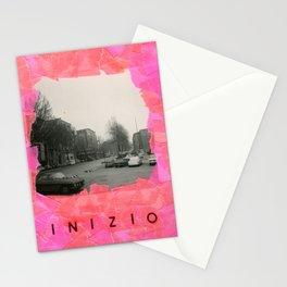 Inizio - Venecia Como Llegar Stationery Cards