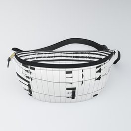 Music Production Fanny Pack