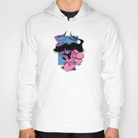 marceline Hoodies featuring Marceline and Bubblegum  by BlacksSideshow