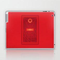 Burn with Me (doctor who) Laptop & iPad Skin