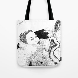 asc 618 - Le dieu domestique (Could you hand me the brush please?) Tote Bag