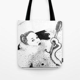 asc 618 - Le dieu domestique (Could you hand me the brush please?) Tote Bag
