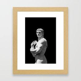 Olympia - 5 Framed Art Print