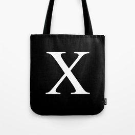 X - Harlem - African-American Remembrance Motif Tote Bag
