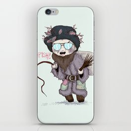 Belsnickel iPhone Skin