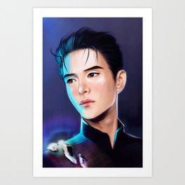 Your favorite Katsudon Art Print