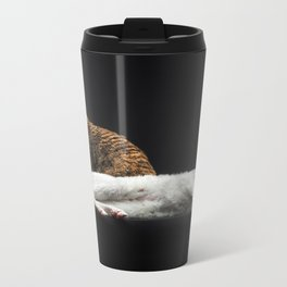Cats Metal Travel Mug