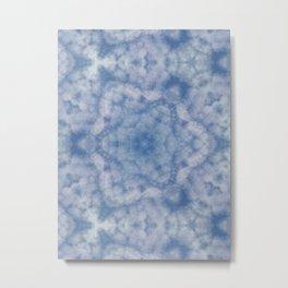 Pattern of clouds 04 Metal Print
